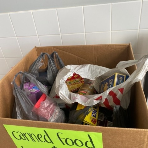 Canned Food's people brought in