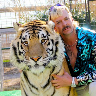 Tiger King was a hit in early quarantine