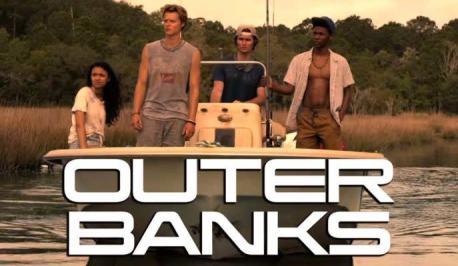 Outer Banks became popular in April.