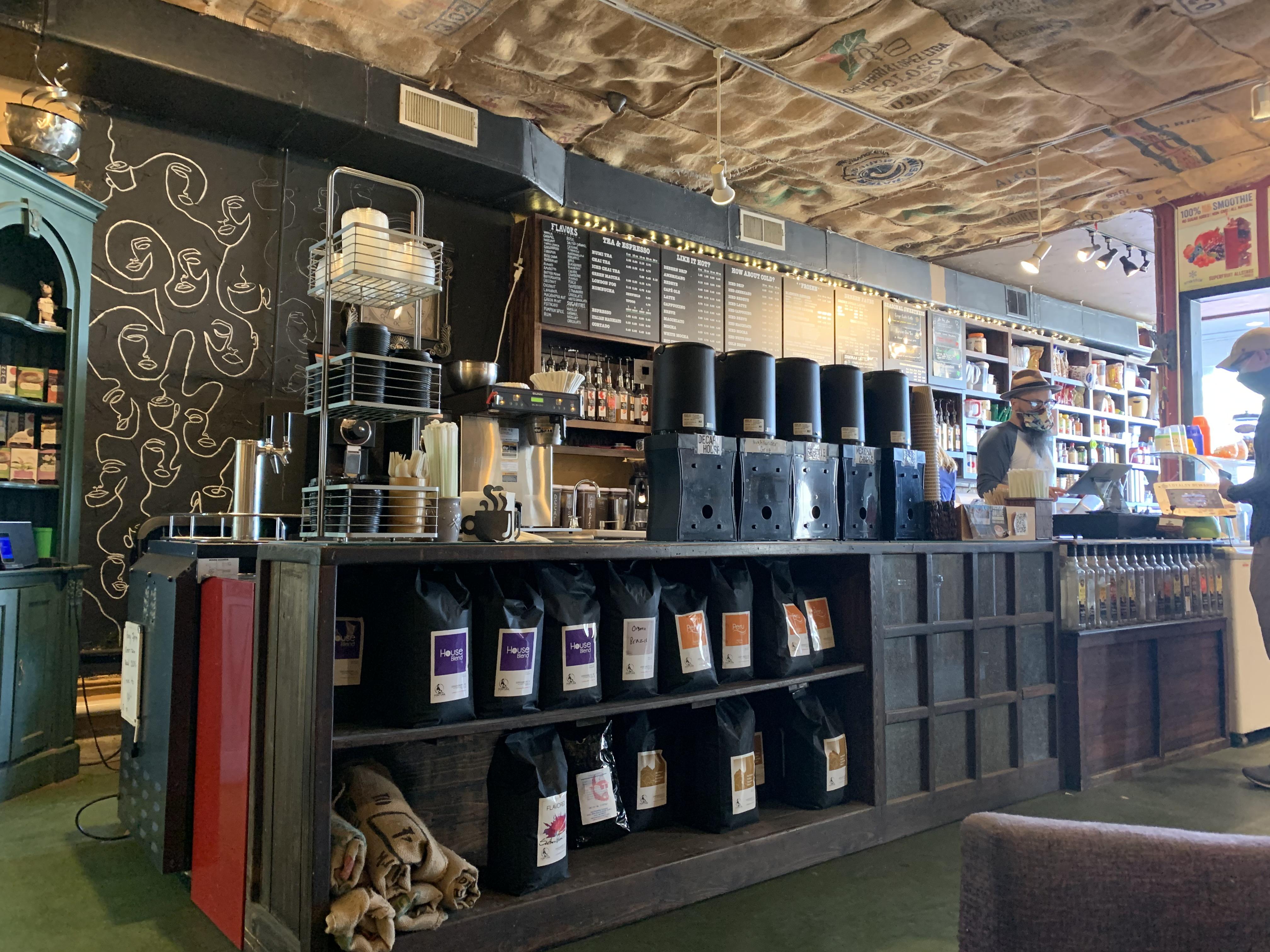 Grading local Coffee shops