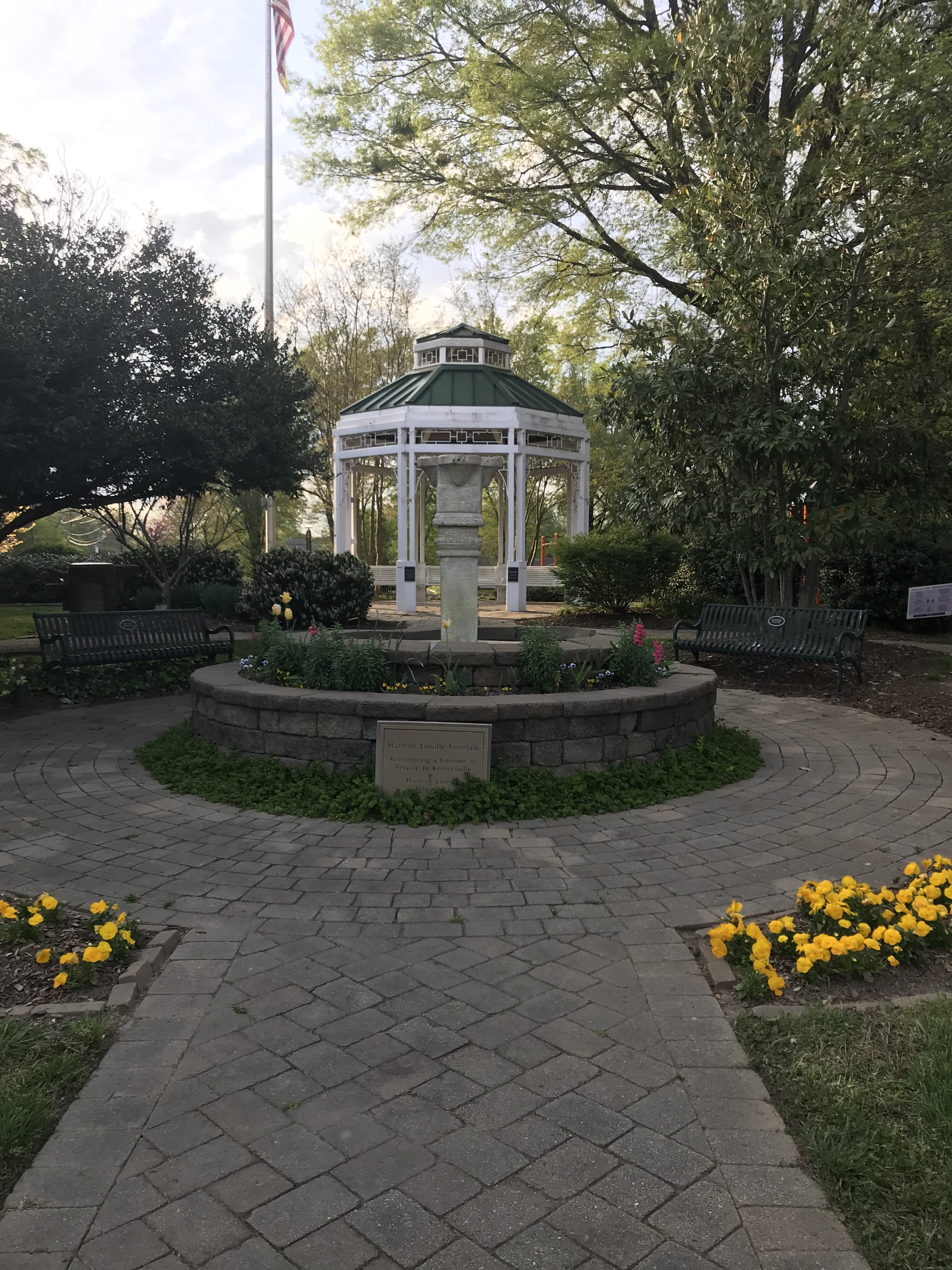 Local spring Destinations