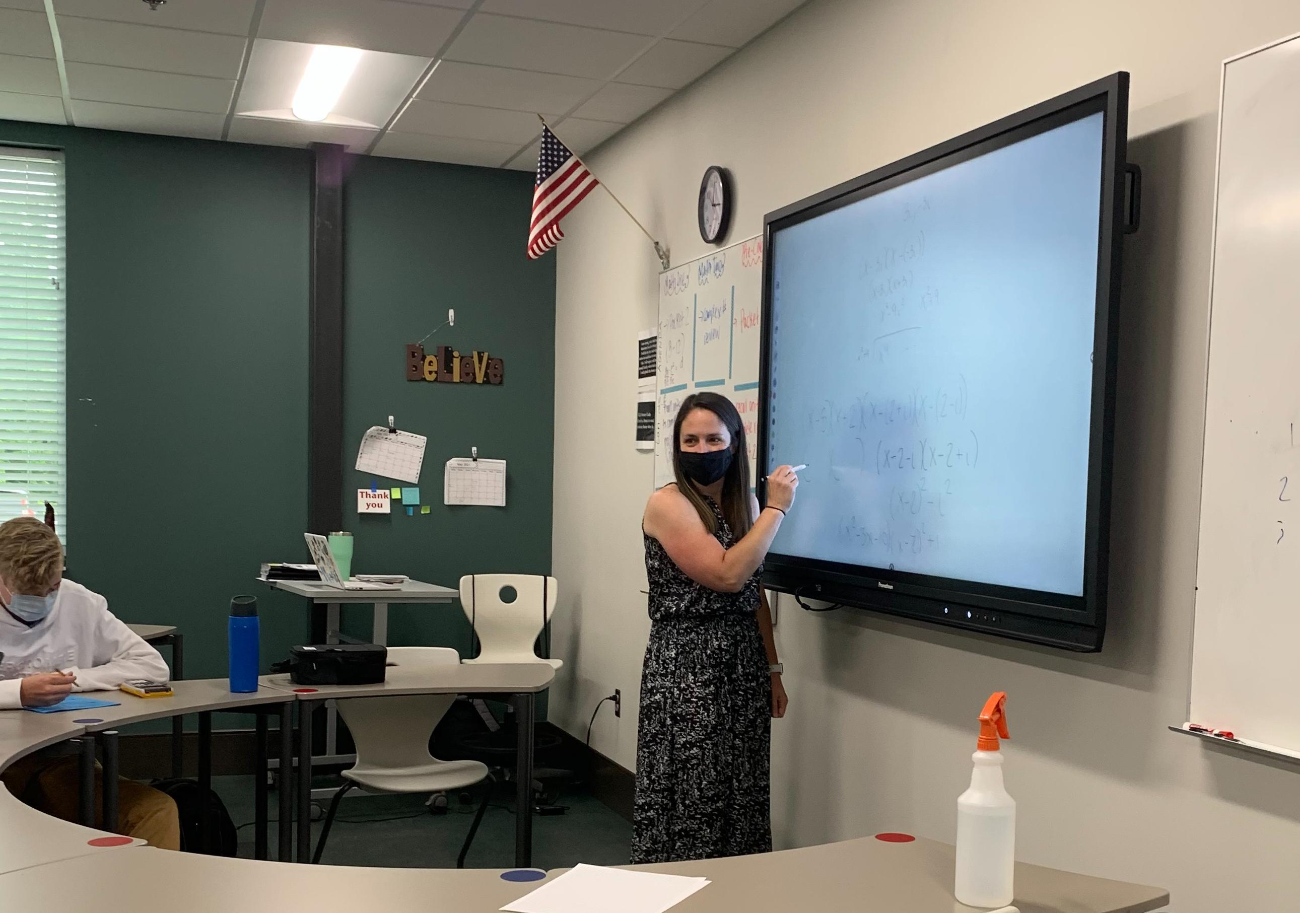 Teacher Feature Story